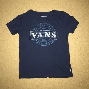 Women's Vans TShirt